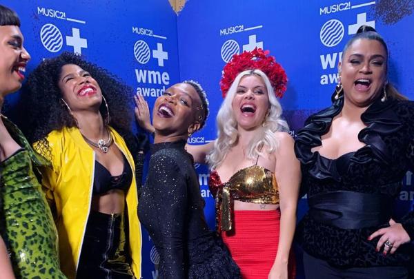Saiba quem foram as artistas vencedoras do Women's Music Events Awards