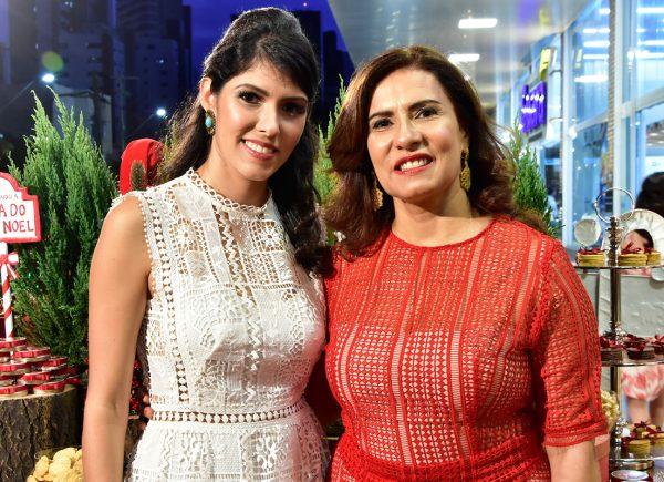 Flávia Laprovitera inaugura sétima loja dos Biscoitos Briejer em Fortaleza