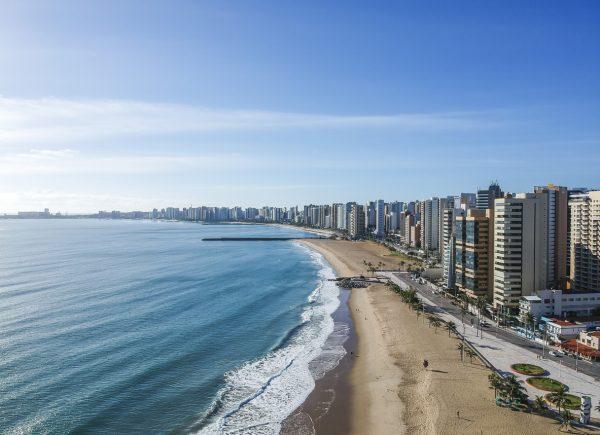 Fortaleza é o destino mais procurado para viajar nas férias de janeiro de 2019