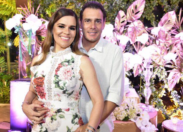 Ana Paula Domene celebra aniversário com festão no Pipo Restaurante