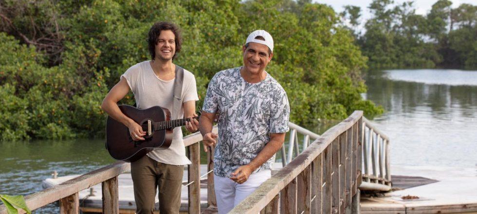 Cantor cearense Davi Cartaxo tem música em parceria com Durval Lelys; conheça sua trajetória