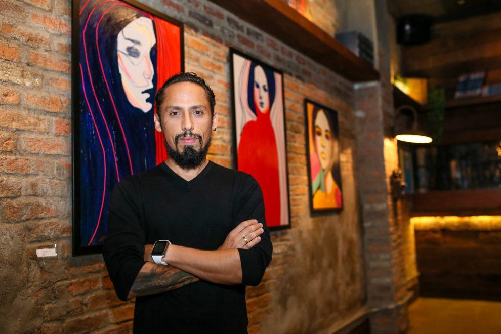 Portal internacional destaca Jucá Máximo como um dos principais artistas da América