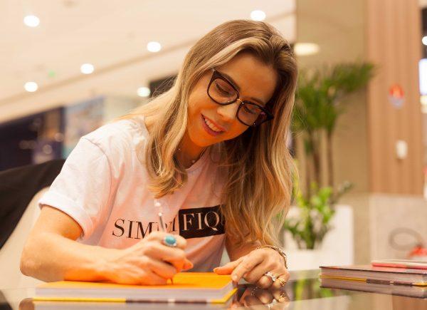Highlights da book tour da nutricionista Mirella Freire; confira
