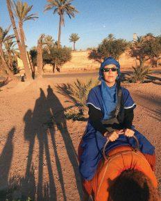 Marrakech sob o olhar da fashion designer Marina Bitu