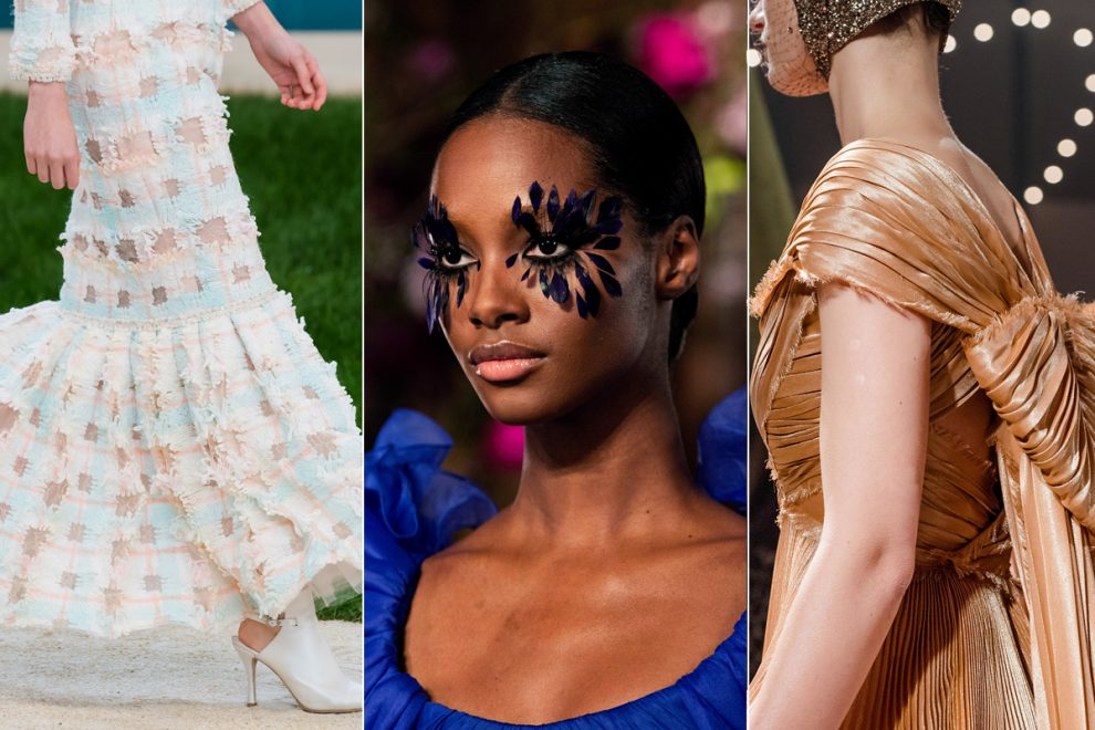 Vestidos memes, volta da Balmain e luxo acessível: veja os destaques da semana de Alta Costura Parisiense