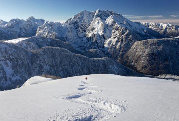 Confira quem está aproveitando o mês de janeiro para esquiar