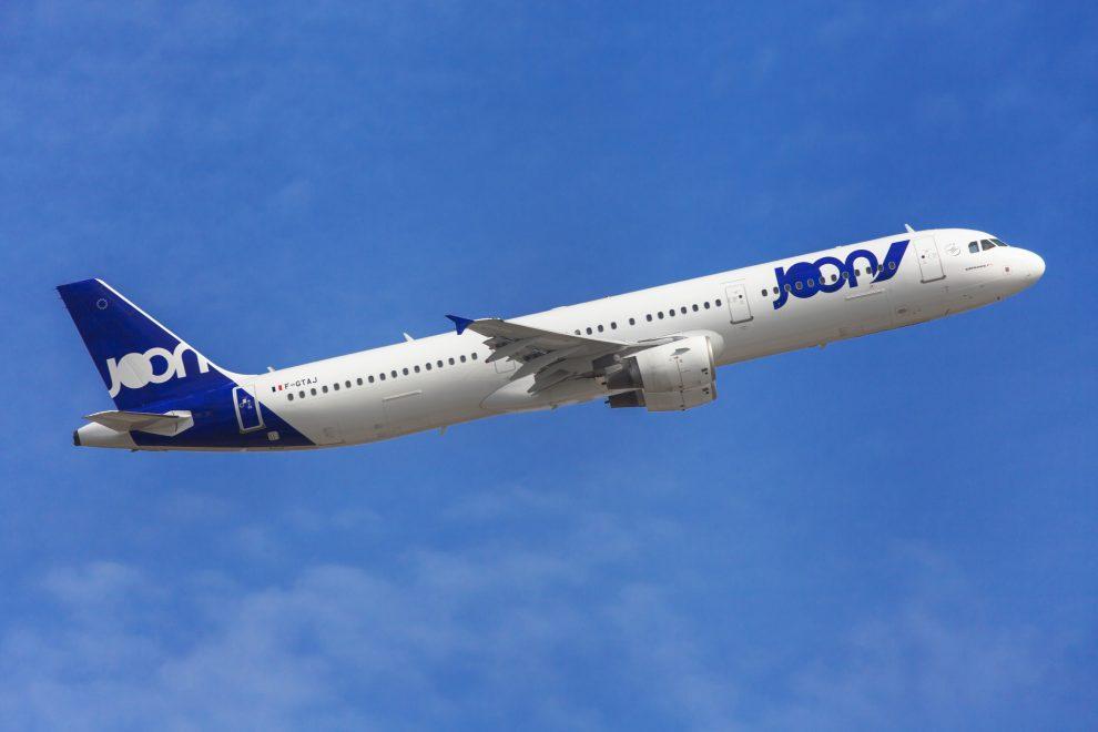 Air France-KLM anuncia extinção da Joon; passageiros de Fortaleza não serão prejudicados