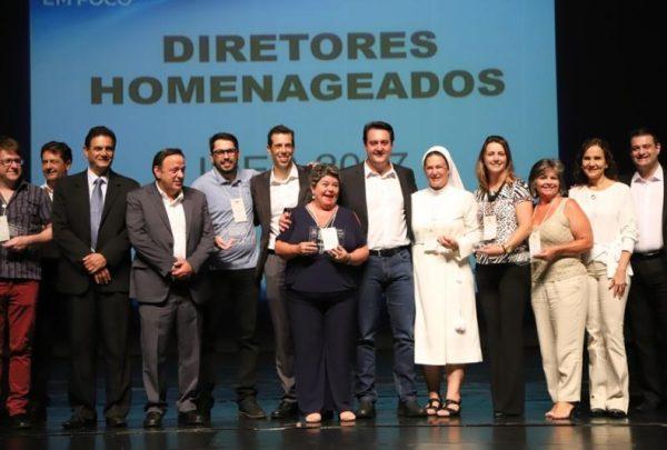 Vice-governadora destaca experiências que obtiveram êxito no âmbito da educação do Ceará em evento
