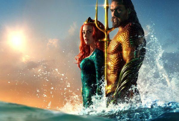 """1 bilhão de dólares; """"Aquaman"""" já é um dos filmes mais bem sucedidos da história da DC"""