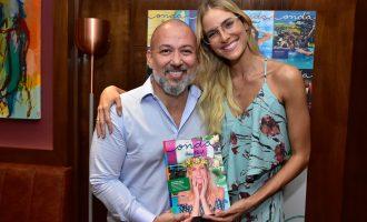Enaltecendo ações do bem, 11ª Revista Onda Beach Park é lançada no Cabana Del Primo