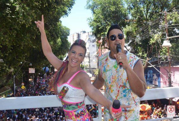 Carla Perez e Grupo Algodão Doce são as atrações do bloquinho do Shopping Iguatemi Fortaleza