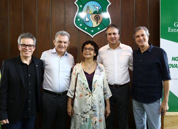 Ceará celebra Ano Cultural Sérvulo Esmeraldo em homenagem aos 90 anos do artista