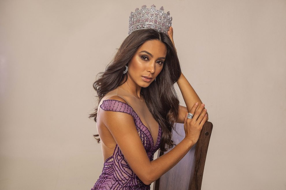 """""""Estou em boas mãos rumo ao Miss Brasil"""", revela Luana Lobo, a Miss Ceará 2019; leia a entrevista"""