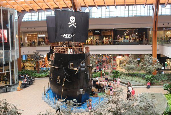 Iguatemi Fortaleza monta programação de atrações que vão de slime a navio pirata; confira