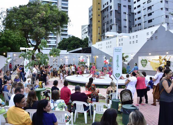 Bailinho Infantil anima Praça do Bem Estrelário neste fim de semana