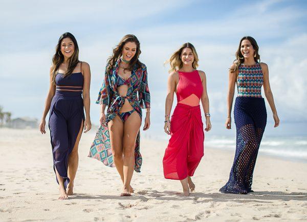 """Dani Eloy e Marina Brasil celebram nova coleção """"Origens"""", da Cia. Marítima, com editorial exclusivo"""