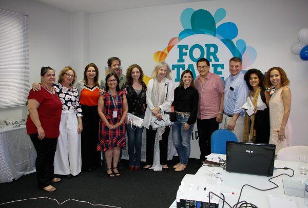 Primeira-dama Carol Bezerra planeja estender Programa Cresça com Seu Filho para toda a cidade
