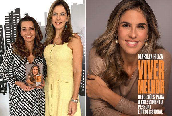 Marília Fiuza faz o lançamento de seu livro no dia 21 de fevereiro; saiba detalhes