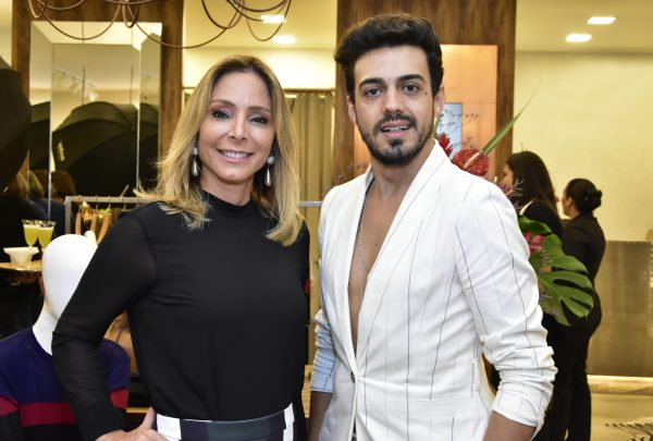Com presença do stylist Romário Brandão, Bobstore lança coleção de Outono 2019