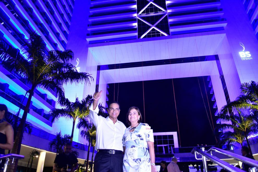 """""""Um trabalho para marcar de forma inesquecível a arquitetura contemporânea de Fortaleza"""", comemora Beto Studart ao lançar BS Design"""