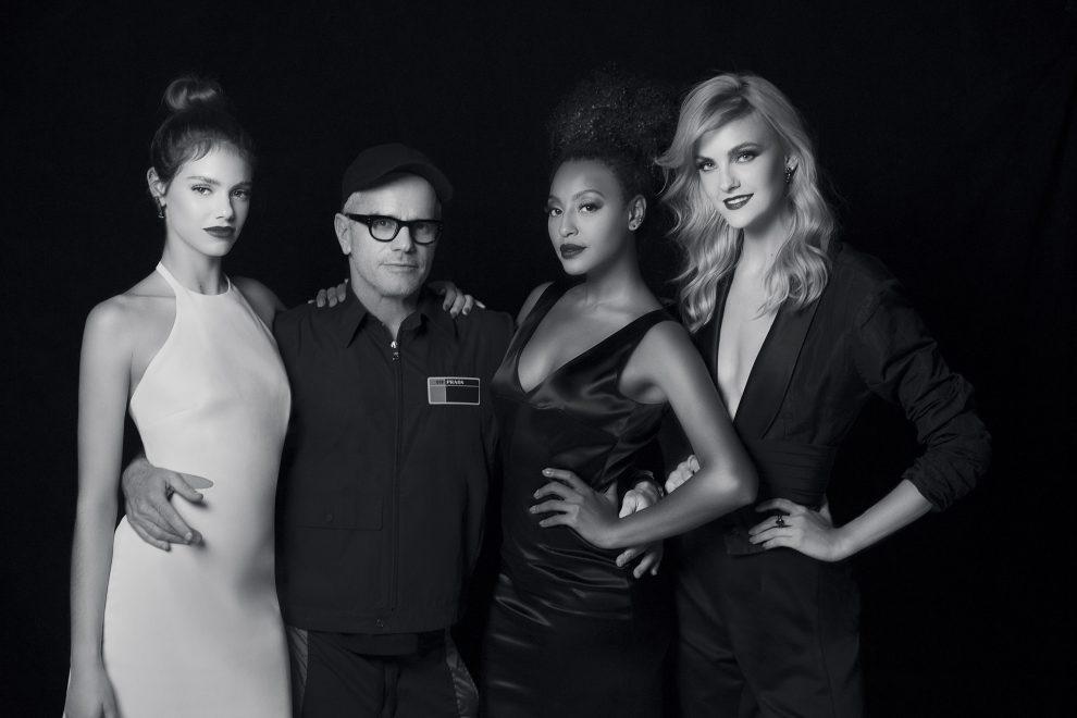 Pela primeira vez, Giovanni Bianco cria campanha de maquiagem para marca brasileira