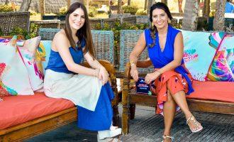 """Lara Linhares: """"Cada viagem que eu faço é um aprendizado"""""""