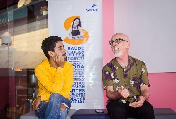 David Lee e Eduardo Motta comandam papo sobre novos talentos e rumos da moda