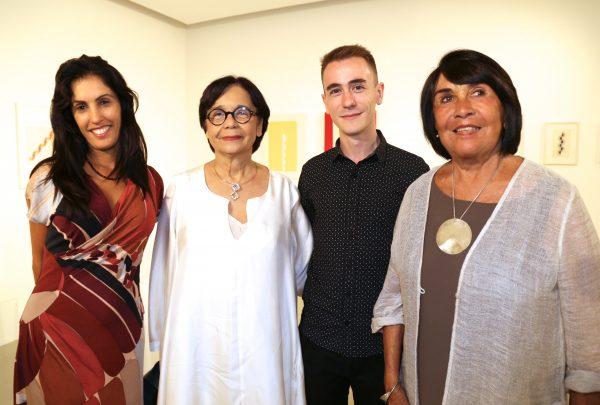 Exposição em homenagem a Sérvulo Esmeraldo abre as portas em São Paulo; veja o registro