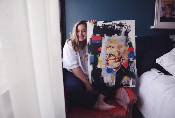 Conheça o trabalho da cearense Nyna Nóbrega como artista visual