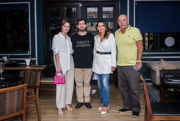 Experiência gastronômica: Márcia Travessoni conhece novo cardápio do Cavalieri Confraria