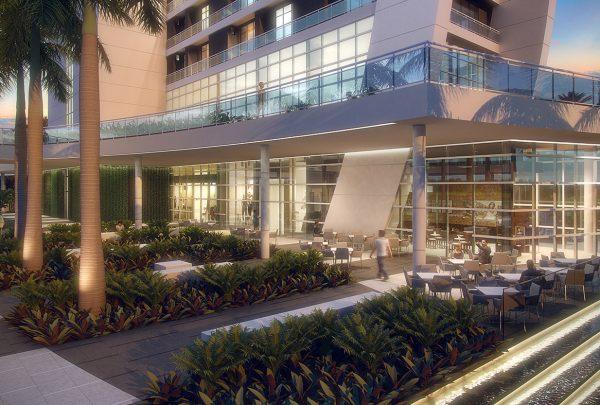 Primeiro edifício do NE com conceito A+, BS Design será entregue nesta quinta-feira (28) com show especial de Toquinho