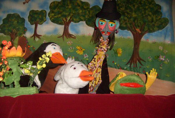 Festival de Teatro de Bonecos RioMar ocorre no mês de março com apresentações gratuitas