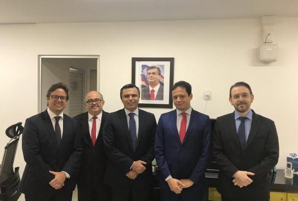Procuradores se reúnem para finalizar texto de consórcio de desenvolvimento sustentável do Nordeste