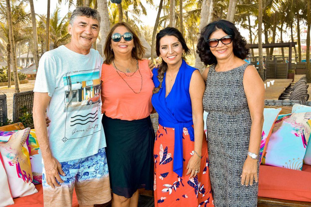"""""""A paixão foi o começo de tudo"""", revela trio que comanda a Pena Surfwear, no """"Conversa com Márcia Travessoni"""""""