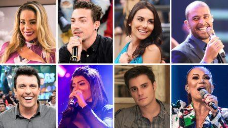 """Saiba quem são os participantes do """"Show dos Famosos 2019"""""""