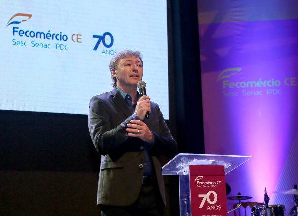 Congresso promovido pela Fecomércio-CE traz empresários de todo o País a Fortaleza