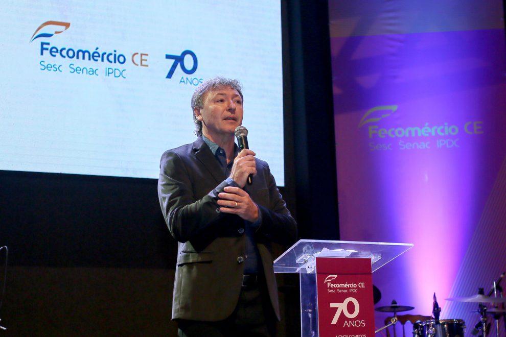 Congresso promovido pelo Sindilojas, com apoio da Fecomércio-CE, traz empresários de todo o País a Fortaleza