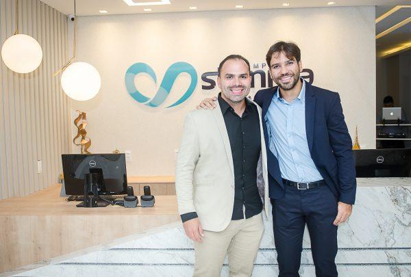 Médicos Fernando Guanabara e Tiago Alcântara inauguram Complexo Stimma, apostando em conceito inovador de atendimento ao público; conheça