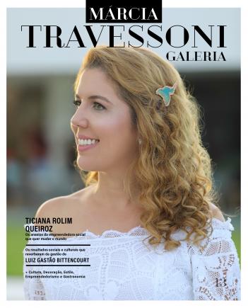 REVISTA MÁRCIA TRAVESSONI – EDIÇÃO #13