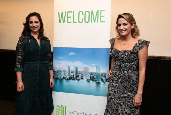 Gabriela DeMelo e Talita Pinheiro falam sobre setor imobiliário de Miami durante evento no Gran Marquise Hotel
