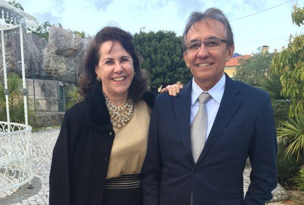 Ana Elisa e David Perdigão, da Multipolipedras, estiveram na Expo Revestir, em São Paulo; saiba detalhes