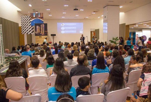 Associação Fortaleza Azul realiza evento de conscientização sobre autismo