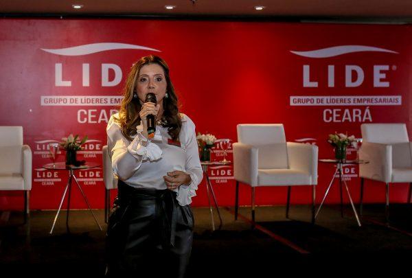 Emilia Buarque, do Lide Ceará, participa de Fórum Empresarial em Campos do Jordão, e conta novidades