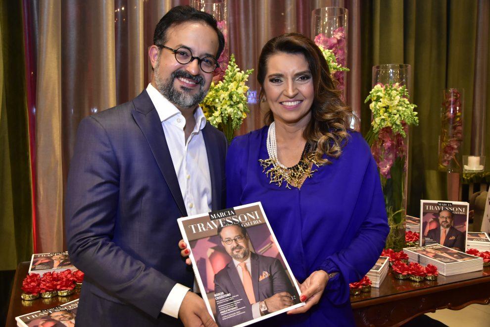 Highlights da festa de lançamento da Revista Márcia Travessoni 12