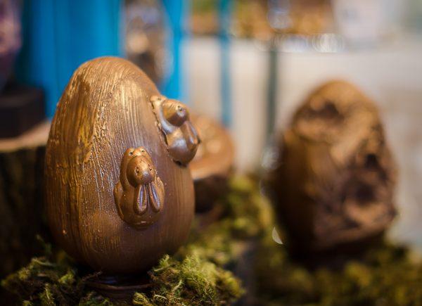 """Na contagem regressiva para a Páscoa, conheça cinco ovos """"diferentões"""""""
