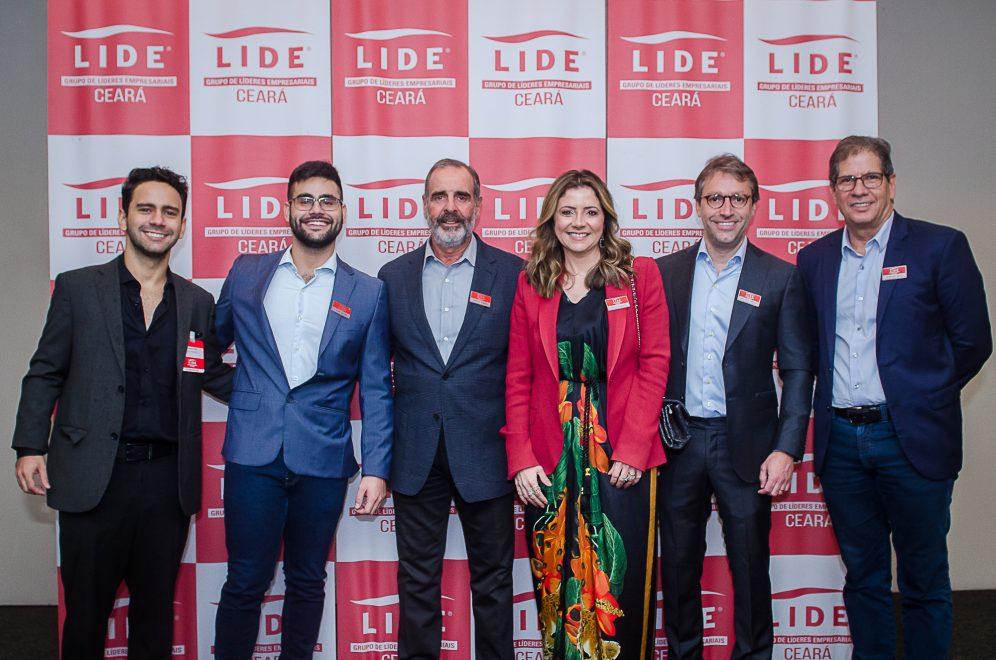 Marcos Gouvêa participa de mais uma edição do café debate promovido pelo Lide Ceará