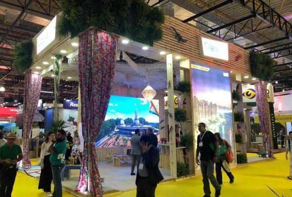 Ceará é presença na maior feira de turismo da América Latina