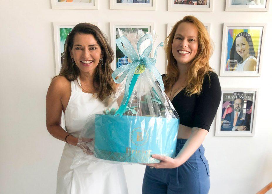 Saiba quem foi a vencedora da cesta especial de Páscoa da Briejer