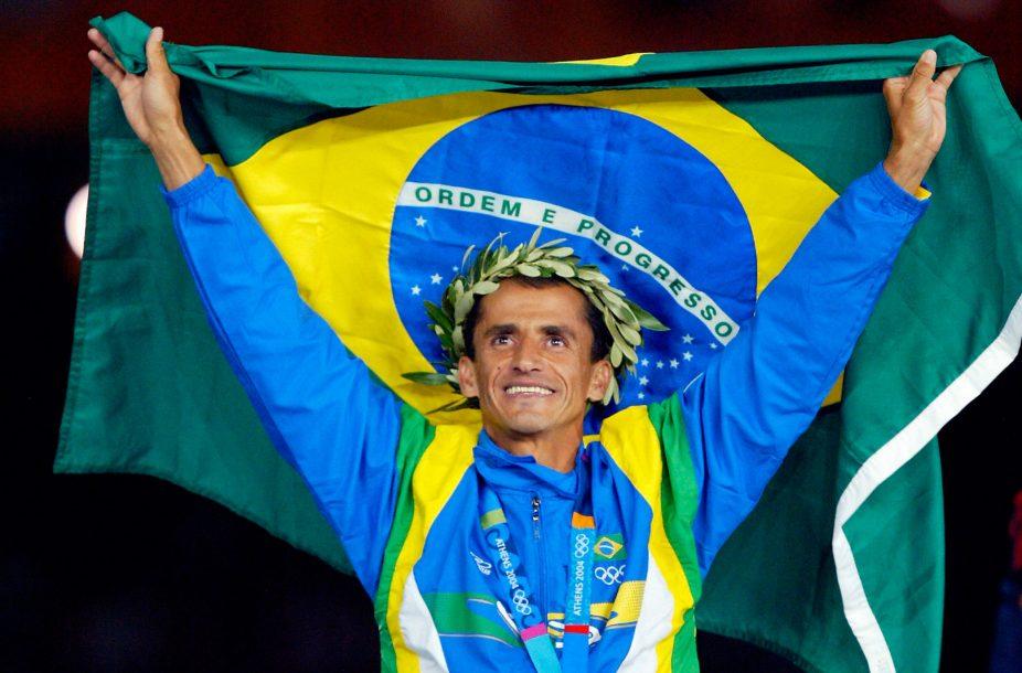 Ex-maratonista Vanderlei Cordeiro participa do lançamento da XXVII Corrida de Rua Unifor