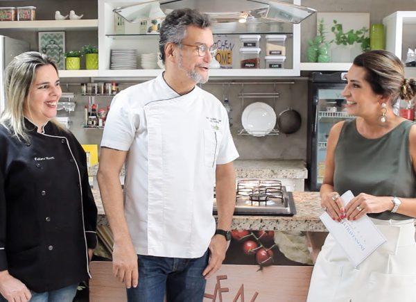 Quer aprender a cozinhar? A Kitchen Home te ensina